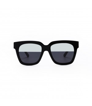 Jawel Mao Sunglasses-Accent-Chasm Black