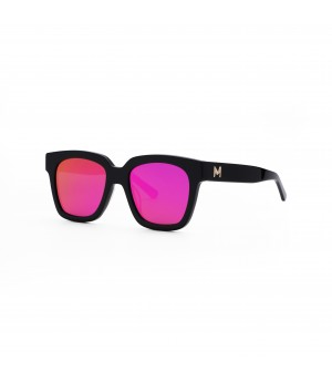 Jawel Mao Sunglasses-Accent-Red Purple