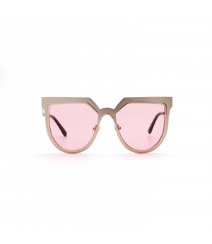 Jawel Mao Sunglasses-Cognition-Pink