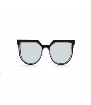 Jawel Mao Sunglasses-Cognition-Silver