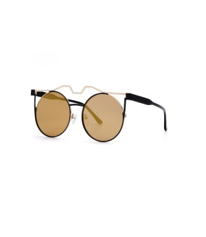 Jawel Mao Sunglasses-Memory-Gold