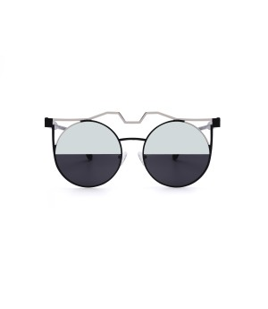 Jawel Mao Sunglasses-Memory-Chasm Silver