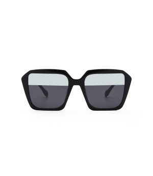 Jawel Mao Sunglasses-S&M-Chasm Silver