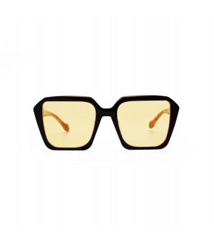 Jawel Mao Sunglasses-S&M-Light Yellow