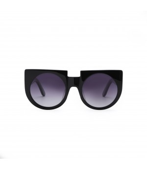 Jawel Mao Sunglasses-Save-Light Black