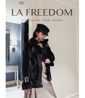 LA Freedom Jacket-Black