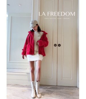 LA Freedom Jacket-Red