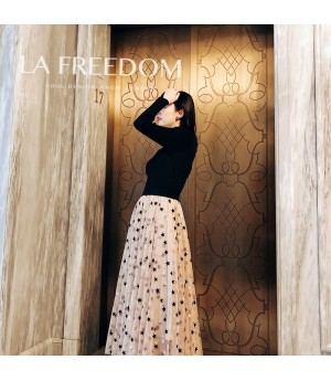 LA Freedom Star Dress