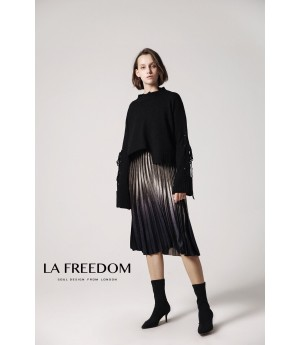 LA Freedom Skirt-Green