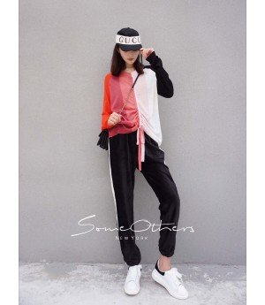 SomeOthers Candy Color Cardigan-Pink