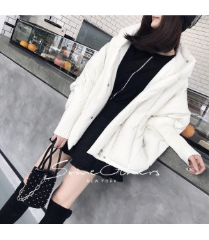 SomeOthers Coat-White