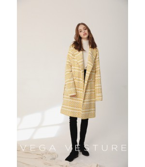 VEGA VESTURE Lemon Coat
