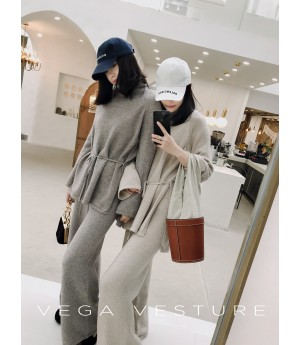 VEGA VESTURE Suit-Grey