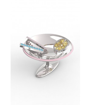 YVMIN Cocktail Ring
