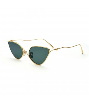 The Owner SunGlasses-Love 9-Green