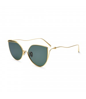 The Owner SunGlasses-Love 0-Green