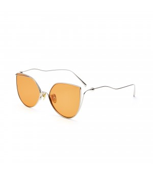 The Owner SunGlasses-Love 0-Yellow
