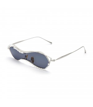 The Owner SunGlasses-Crown-Black