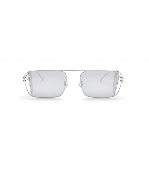 The Owner SunGlasses-Foundation 4-Silver