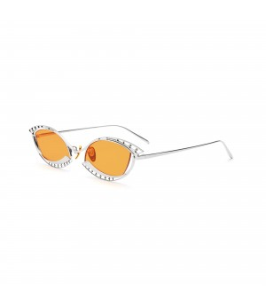 The Owner SunGlasses-Wisdon-Yellow
