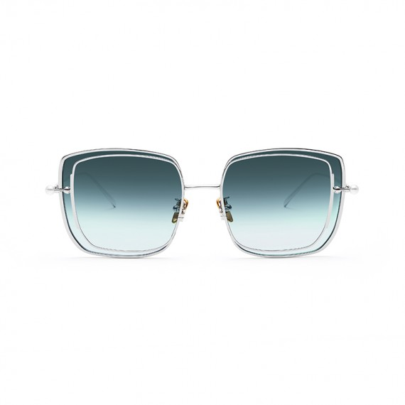 The Owner SunGlasses-Understanding 1-Gradient Green