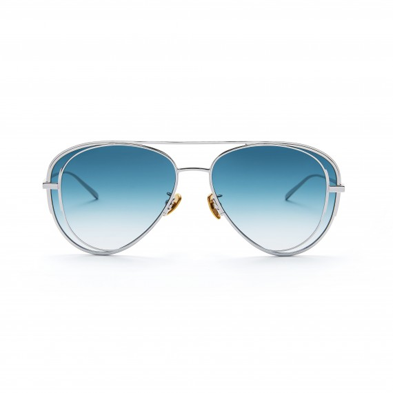 The Owner SunGlasses-Understanding 2-Gradient Blue