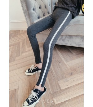 VEGA VESTUER Autumn Leggings-Grey