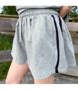 VEGA VESTURE Grey Sport Two-Set