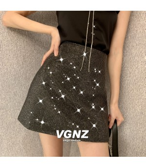 VEGA VESTUER Full Diamond Skirt