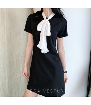 VEGA VESTURE Scarf Dress