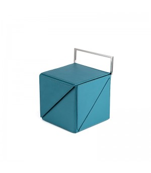YEE-SI CUBE CLASSIC-Peacock Blue