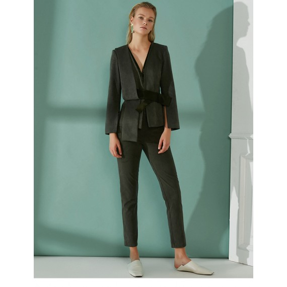 AlternaSenses Blazer with Girdle