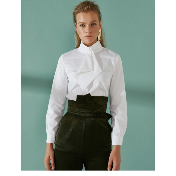 AlternaSenses High Neck Blouse
