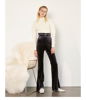 AlternaSenses Velvet Suit Pant