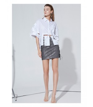 AlternaSenses Grey Skirt