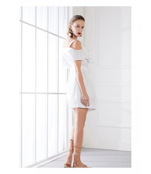 AlternaSenses White Dress