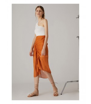 AlternaSenses Orange Skirt