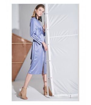 AlternaSenses Blue Lounge Style Dress