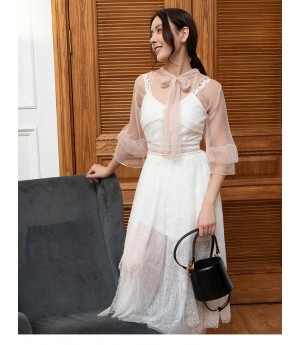 AlternaSenses Lace Sling Dress