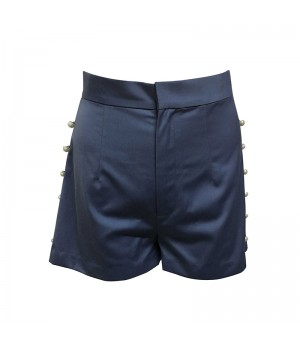 IcyNude Dark Blue Shorts