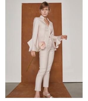 IcyNude Pink Suit Pants