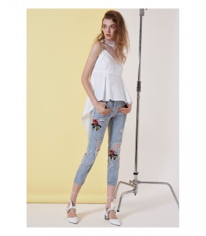 IcyNude Jeans
