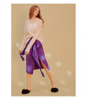 Istyni Purple Skirt