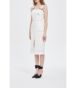 June Eleven Structuralism Dress
