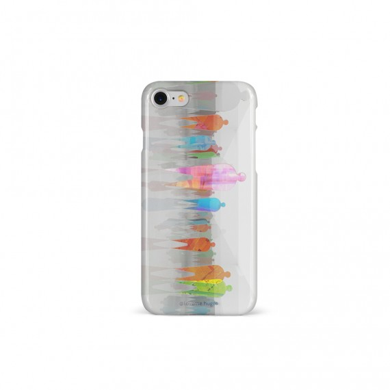 Iphone Case-Crowd