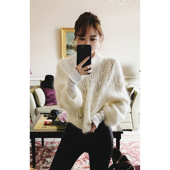 Mohair Sweater