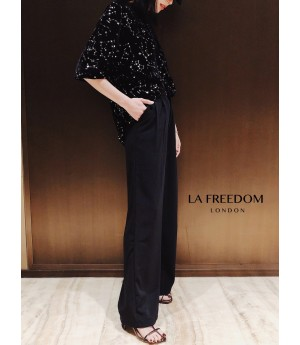 LA Freedom High Waist Suit pants