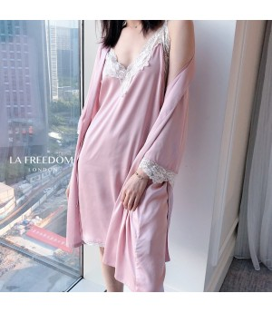 LA Freedom Lazy pajamas-Pink