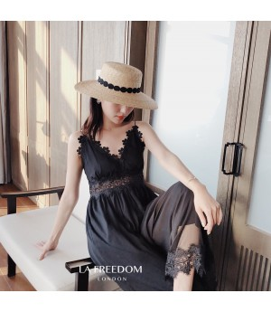 LA Freedom Lace Sling Dress