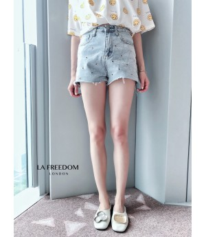 LA Freedom Denim Shorts